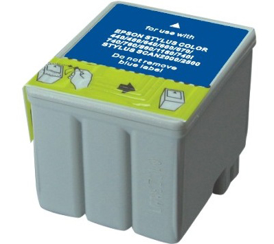Premium Quality Tri-Color Ink Cartridge compatible with the Epson S191089