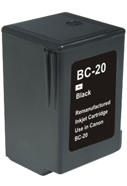 Premium Quality Black Inkjet Cartridge compatible with the Brother (BC-20) 0895A003AA (900 page yield)