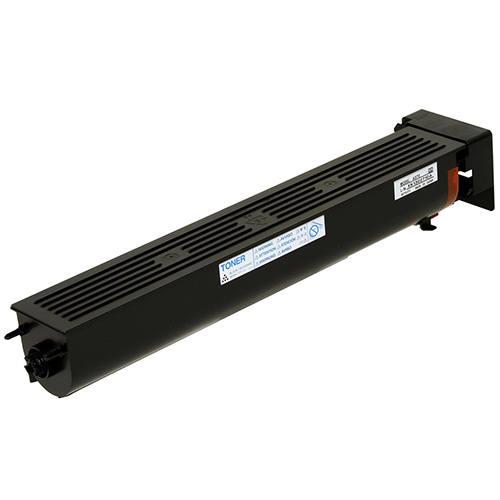 Premium Quality Black Laser Toner Cartridge compatible with the Konica Minolta A070130
