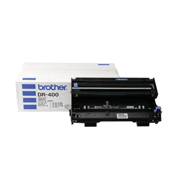 Genuine OEM Brother DR-400 Black Drum Cartridge (20000 page yield)